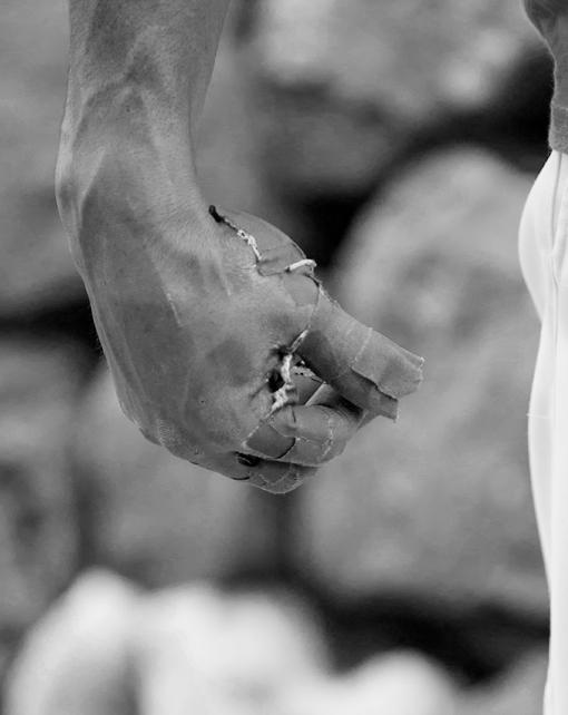 Les mains de Peio